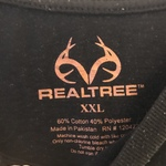 Real tree men's shirt  is being swapped online for free