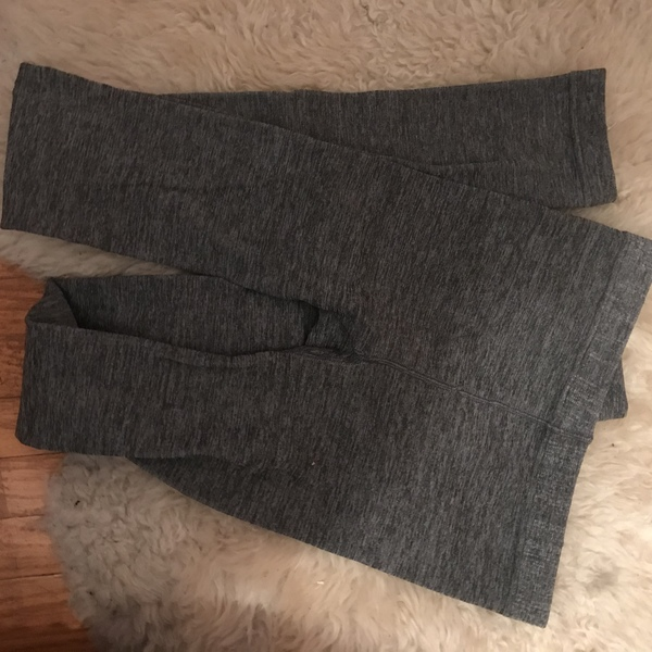 Grey leggings Size small or medium is being swapped online for free