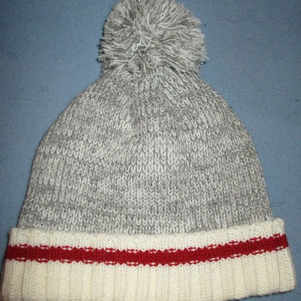 Awesome Sock Pattern Beanie hat Wowww !!! is being swapped online for free
