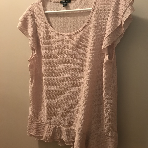 Amisu peach top XL is being swapped online for free