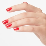 OPI Gel Lacquer in RED is being swapped online for free