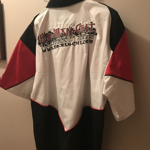 Ko man chi Fishing shirt is being swapped online for free