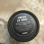 Lush - buche de Noel cleanser  is being swapped online for free