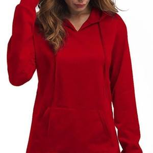 Awesome long red hoodie !! (Really beautiful and brand spanking new!) is being swapped online for free