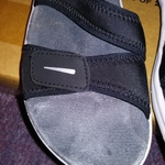 Easy Spirit Everso Sport Sandals, Women's Size 9M, Black Gently Worn is being swapped online for free