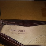 Womens Brown Somona Baby Doll Flats Shoes Size 9 Good Condition is being swapped online for free