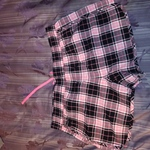 2 Pair Womens sleep shorts Size Large Never worn. New is being swapped online for free