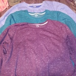 3 MTA Sports Womens Sweatshirts XL and 2XL is being swapped online for free