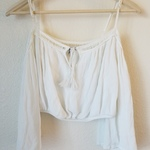 Beachy White Crop Top is being swapped online for free