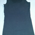 Scoop  Neck Sleeveless tank top is being swapped online for free