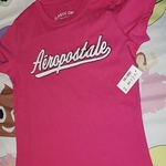 New with tags aeropostale pink shirt is being swapped online for free