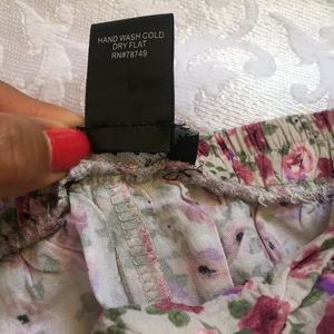 Flowy WetSeal Floral Skirt is being swapped online for free