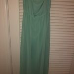 Sea Foam Green Maxi Dress  is being swapped online for free