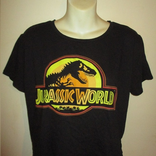 Awesome Jurassic Parc Women Crop top ! is being swapped online for free