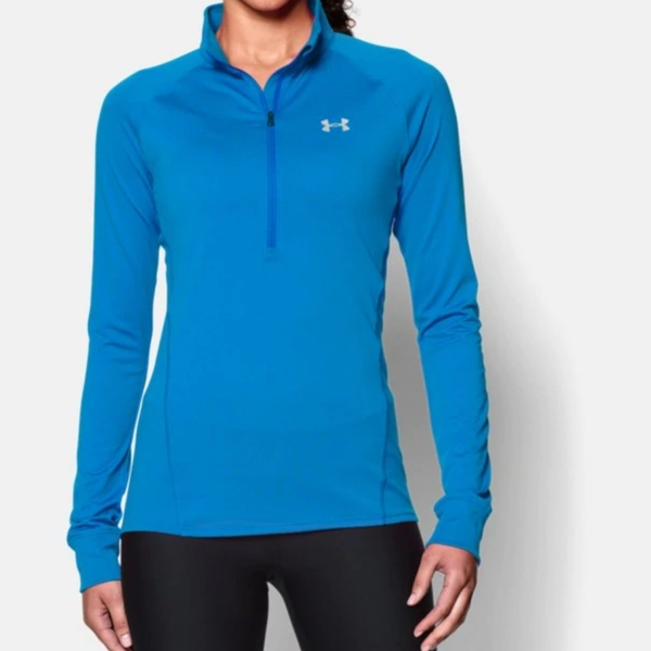 Under Armour Long Sleeve 1/4 Zip XL is being swapped online for free