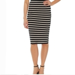 Vince Camuto Striped Tube Skirt XL is being swapped online for free