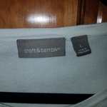 Croft&Barrow White Sweater Vest is being swapped online for free