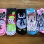 NEW SOCKS! Animal socks and nub socks is being swapped online for free