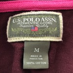 U.S. Polo Assn. brown polo shirt - Small is being swapped online for free