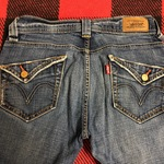 Levi's Size 5 is being swapped online for free