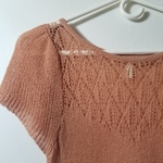 Frenchie Knit Blouse Sz M is being swapped online for free