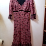 Mica Vneck 3/4 Sleeve Dress Sz 6 is being swapped online for free