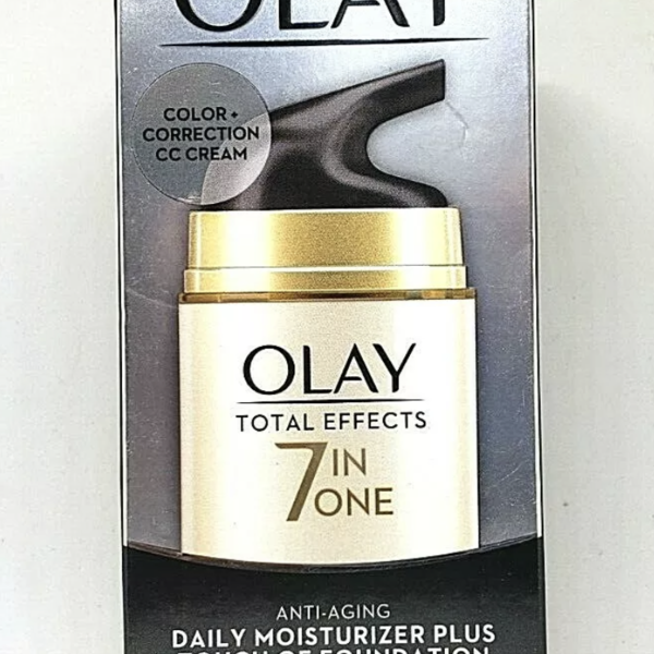 Olay 7 in 1 CC Cream is being swapped online for free