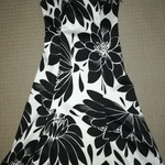 BEAUTIFUL STRAPLESS DRESS FROM WALLIS SIZE 10. is being swapped online for free