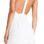 BCBGeneration White Dress Y Back is being swapped online for free