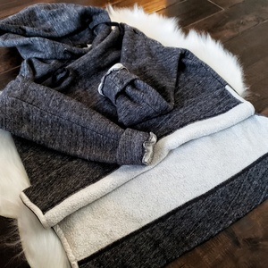 J CREW WARM&COZY hoodie is being swapped online for free