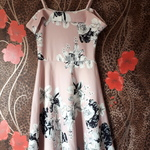 Lovely size 8 worn once boohoo dress is being swapped online for free