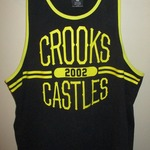 CROOKS & CASTLES men's tank (Awesome !!) is being swapped online for free