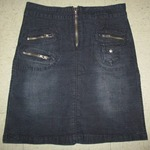 Beautiful Jean Skirt !! is being swapped online for free