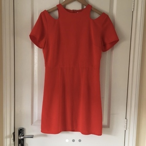 Size S little Red Dress is being swapped online for free