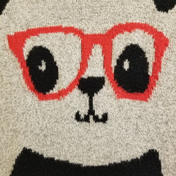Hollister Panda Sweater is being swapped online for free