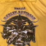 vintage harley tee is being swapped online for free
