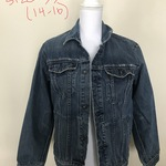 Gap Kids Denim Jacket Size 14/16 XXL will fit as a small to medium in ladies  is being swapped online for free