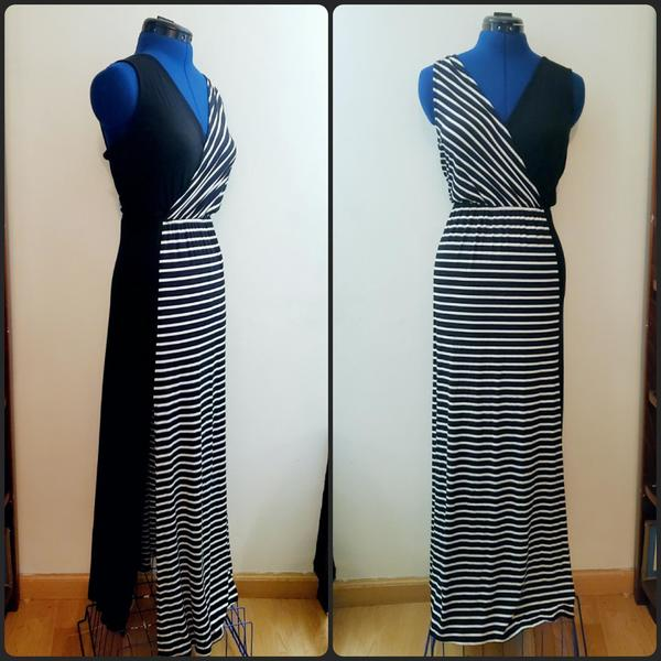 Maxi Dress Sz M is being swapped online for free