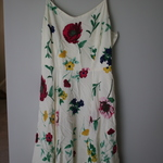 Old Navy Floral Dress - Cream  is being swapped online for free