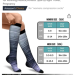 Copper Compression Socks — hearts  is being swapped online for free