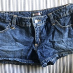 Jean shorts size 5 is being swapped online for free