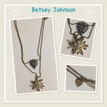 Vintage Betsey Johnson necklace  is being swapped online for free