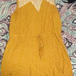 Yellow Summer Romper is being swapped online for free