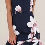 Brand new with tags floral dress is being swapped online for free