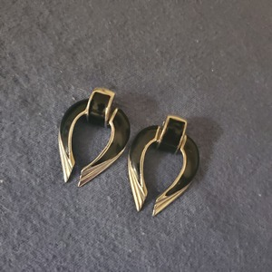 Misc vintage earrings  is being swapped online for free