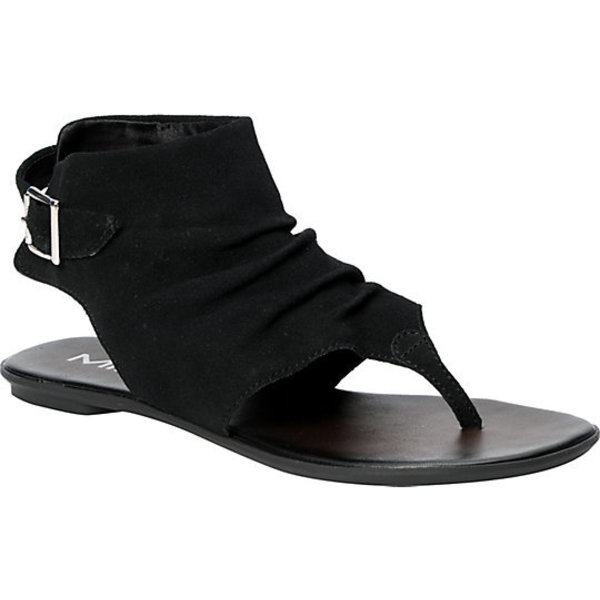 Black Mia sandals  is being swapped online for free