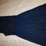 Navy Party Dress is being swapped online for free