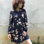 Long sleeves Floral dress is being swapped online for free