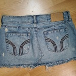 Hollister Denim Mini Skirt Sz 27/28 is being swapped online for free