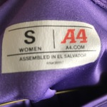A4 Womens Athletic Long Sleeve Top is being swapped online for free